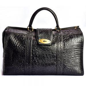 Henry Weekender – A Gentleman's Casual Travel Bag