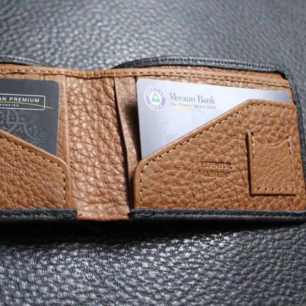 INDEPENDENCE – A Casual Cow Leather Wallet