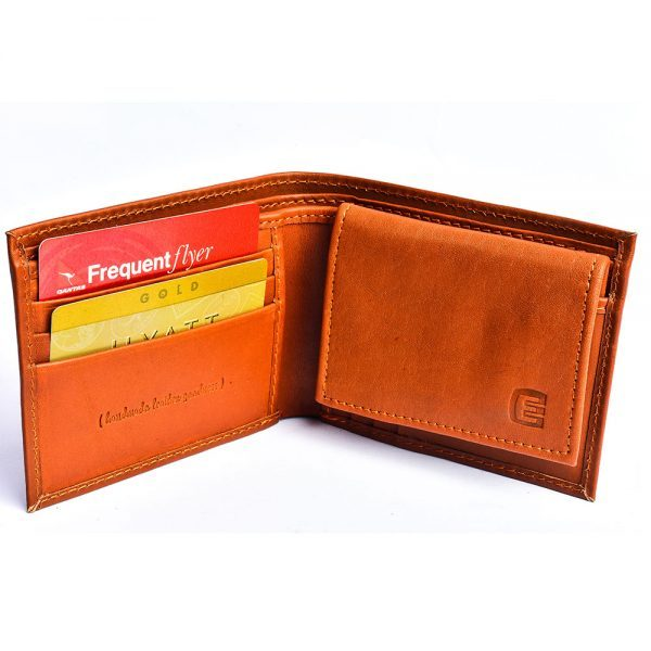 MILANO – An Uncomplicated Casual Leather Wallet for Men