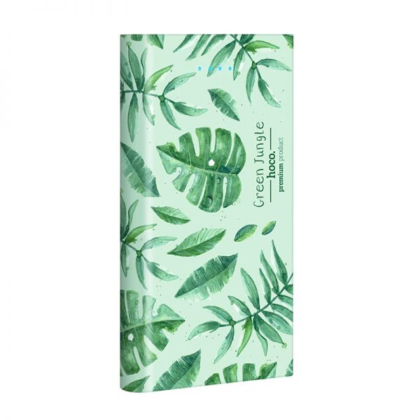 Hoco 13000 mAh Power Bank – Floral Edition
