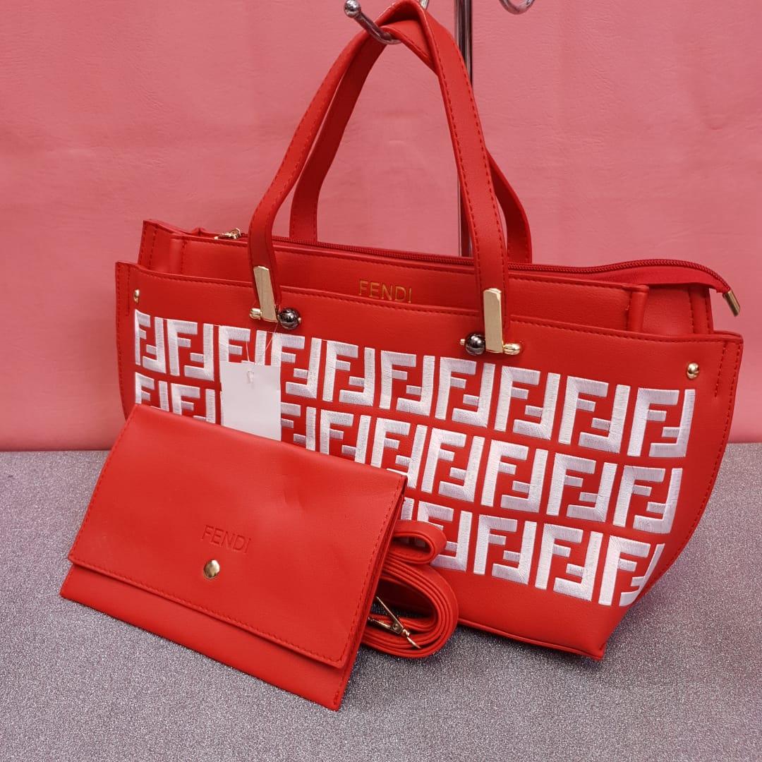 Fendi Handbag + Wallet - Closet Pakistan - Closet.pk f0d9938a5f255