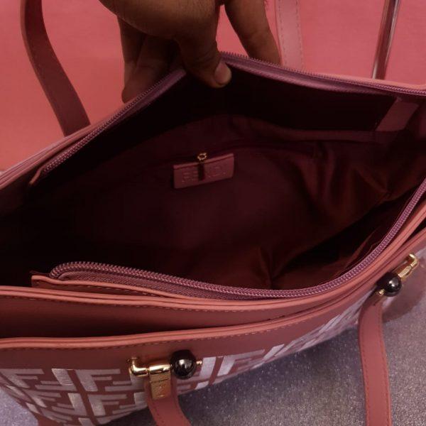 Fendi Handbag + Wallet
