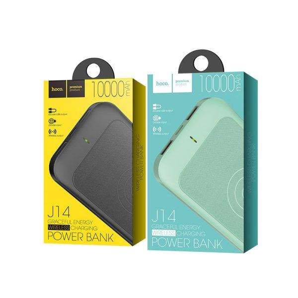 Hoco 10000 mAh Wireless Power Bank