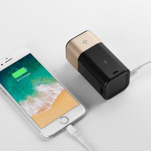 Hoco 8000mAh Cool Energy Power Bank