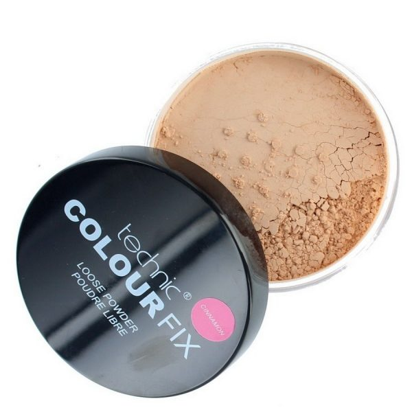 Soft focus loose powder