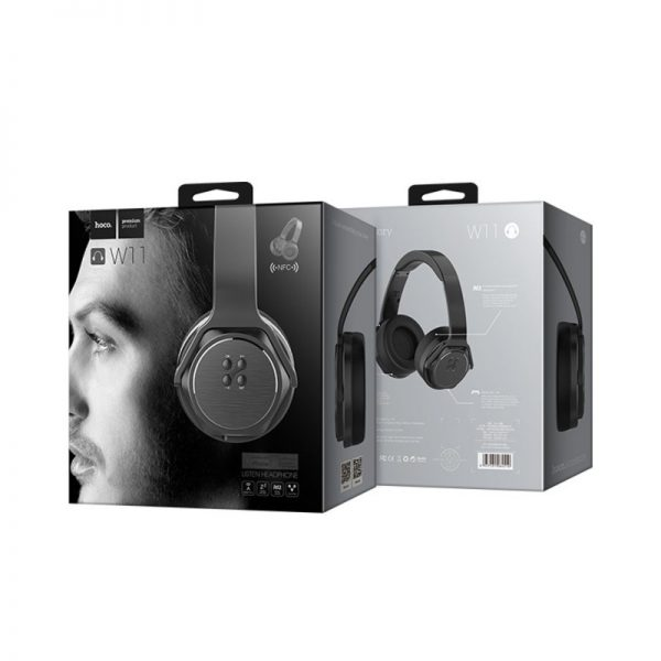 Hoco W11 – Wireless/Wired Headphones